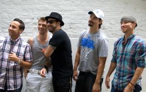 Backstreet Boys (c) Francesca Foley