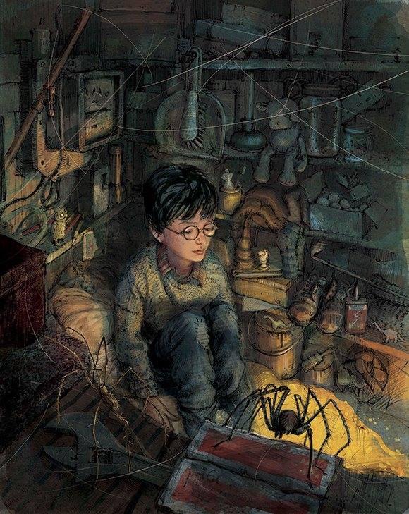 Harry Potter e la pietra filosofale, arriva in Italia la nuova edizione illustrata da Jim Kay (3/3)