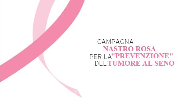 Ottobre, il mese rosa per la prevenzione del tumore al seno