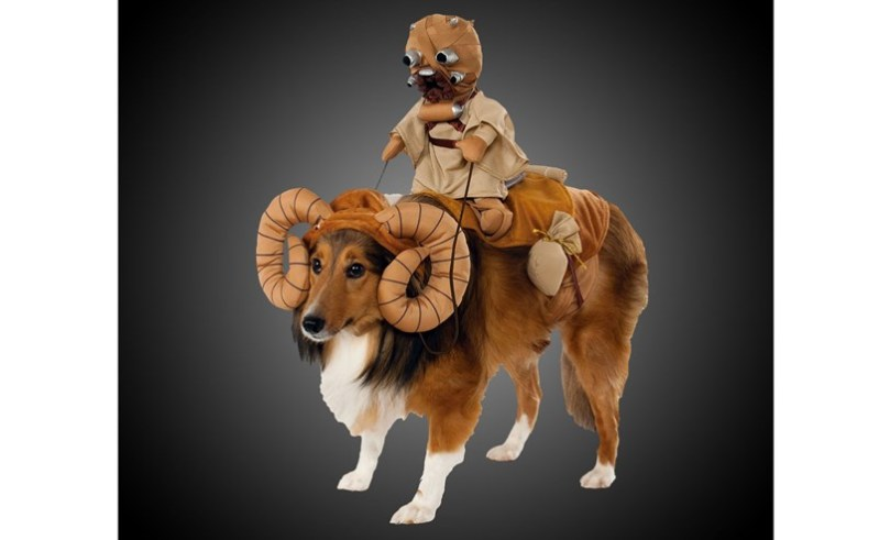 Dog-Costume bantha