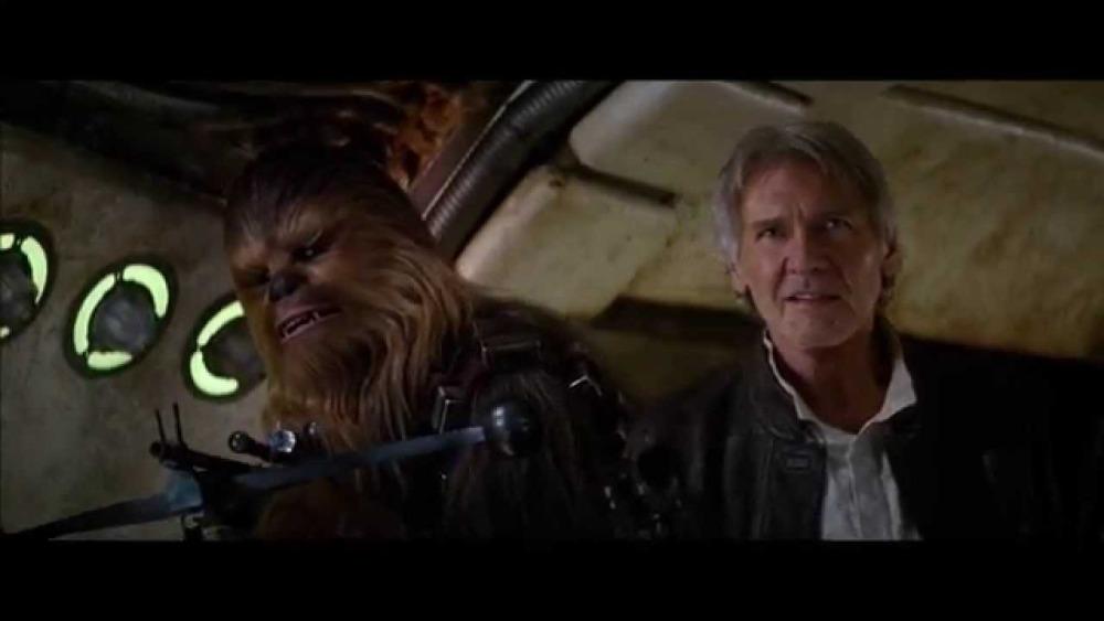 Star Wars: Il risveglio della forza, io penso che... (1/4)