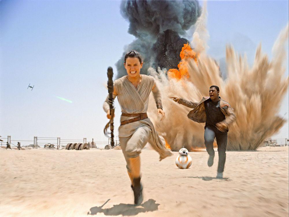 Star Wars: Il risveglio della forza, io penso che... (2/4)