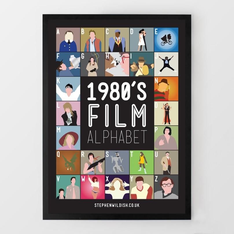 film-anni-80-dalla-a-alla-z-poster-di-steven-wildish-859