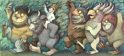 nel paese dei mostri selvaggi