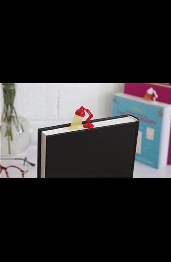 monkey-business-lightmark-segnalibro-lampada-con-raggio-di-luce-11cm-rosso-mb176